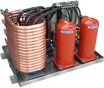 15 Ton to 30 Ton Dual Compressor Chiller