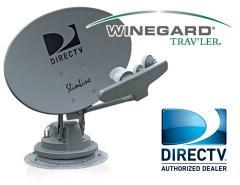 TRAV'LER SK-3005 DIRECTV Slimline Mobile HD