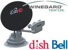 Automatic Multi-Satellite TV Antenna