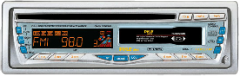 AM/FM-CD/MP3/WMA/CDRW- Cassette Radio With