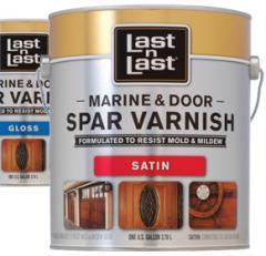 Marine & Door Spar Varnish