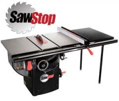 "10"" Professional Cabinet Saw SawStop"