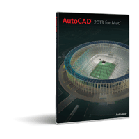 AutoCAD 2013 for Mac