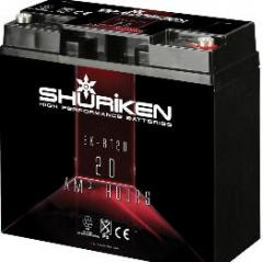 Batteries Shuriken SK-BT20