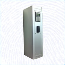 ID Card Reader Kiosk