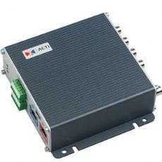 ACTi 4-channel MPEG-4 Quad Processor Integrated