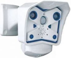 Megapixel Weatherproof Dual Network Camera