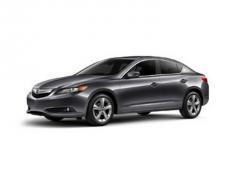 2013 Acura ILX 6-Speed Manual New Car