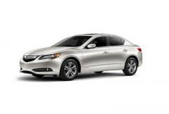 2013 Acura ILX Hybrid New Car