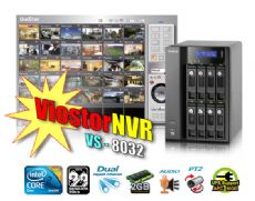 Network Video Recorder 32 Channel Qnap Viostor