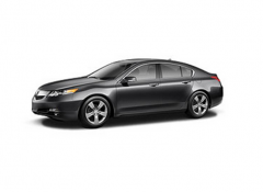 2012 Acura TL SH-AWD Vehicle