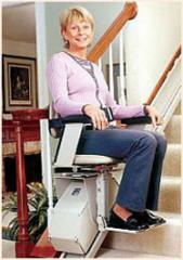 Residential Indoor Stair Lifts