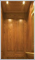 Жилые внутренние лифты