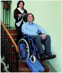 Residential Outdoor Portable Wheelchair Lifts