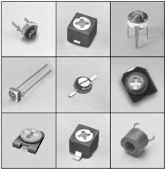 Ceramic Dielectric Trimmer Capacitors