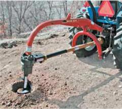 Bush Hog® Post Hole Diggers