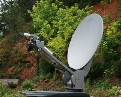 Vehicle Mounted Mobile VSAT Antennas