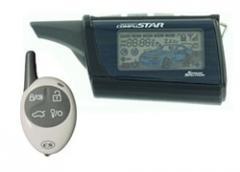 CompuStar Pro 2WSS-AS 2-WAY Alarm/Starter