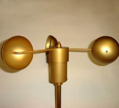Wind Velocity Anemometer TV-114 Wind Speed Sensor