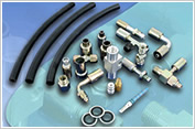 Hose,  Fittings,  Adapters,  Crimpers