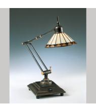Quoizel TF7110 Pueblo 20 Inch Desk Lamp