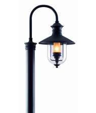 Troy Lighting P9364 Old Town 1 Light Outdoor Post