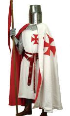 Historical Clothing Templar Tunic