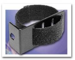 Cable Management Bracket for Electronic Enclosure