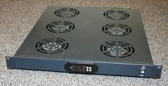 Fan Tray Assy for 19 inch Rack With Digital