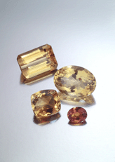 Citrine (Kissed by the Sun)