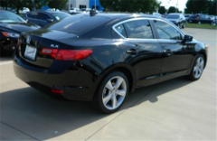2013 Acura ILX 5-Speed Automatic New Car
