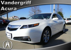 2012 Acura TL Vehicle