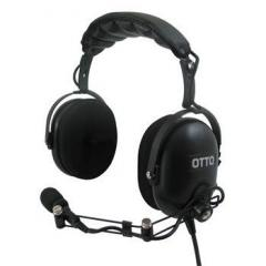 Heavy Duty Headsets Over the Head Headset