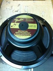 """Fender 10"""" Speaker New-Old-Stock Model #"""