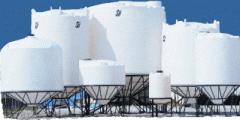 Industrial Tanks - Cone Bottom