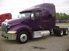 2009 Peterbilt 387 Truck