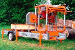 Sawmill, Norwood Industries LumberMate™ 2000
