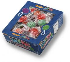 60 lollipops Assorted Flavors