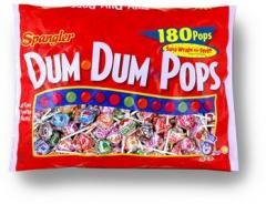 180 pops Assorted Flavors