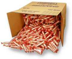 Smarties Candy Bulk 10 lb Case Assorted Flavors