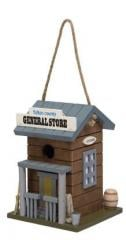 General Store Bird House