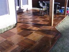 Cambarra Deck Tile