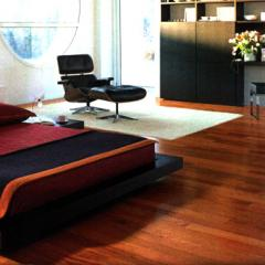Prefinished Brazilian Cherry (Jatoba) Flooring