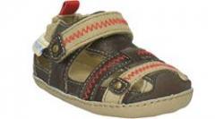 Robeez Mini Shoez My Lil Adventurer - brown