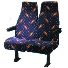 Model LER-35-HB Seats
