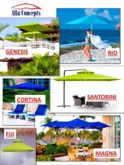 Alfa Concepts Umbrellas