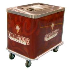 Cold Plate Novelty Pushcarts