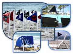 Food and Beverage Service Flags