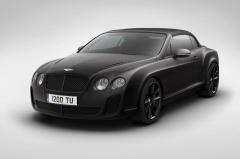Bentley GTC Continental Convertible Bluga Car