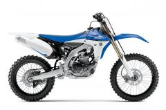 YZ450F Off-Road Motorcycle